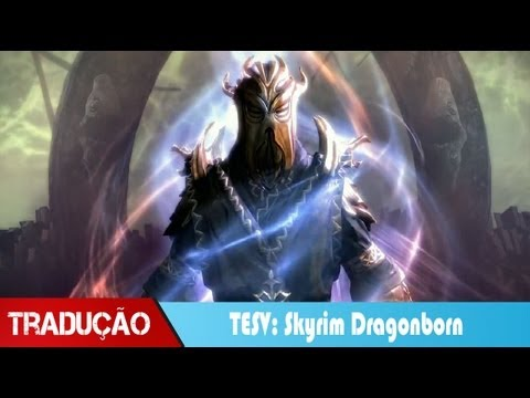 Traduo da DLC Dragonborn