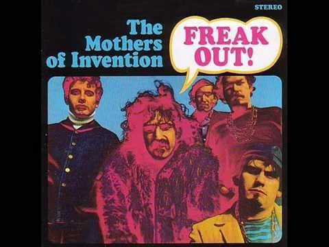 Frank Zappa - Hungry Freaks Daddy