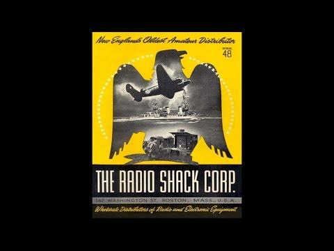 1946 Radio Shack - Radio & Electronic Equipment Catalog #48