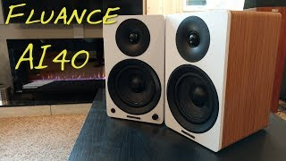 Z Review - Fluance AI40 [Damn Good Speakers for $200]