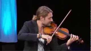 David Garrett interview at KVIE Public Television - Part 1 of 4