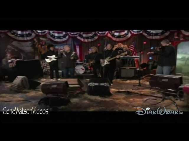 GENE WATSON & FRIENDS - Love In The Hot Afternoon - live video 2013
