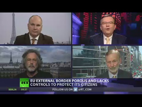 CrossTalk: Europe Terrorized