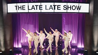 Download lagu BTS (방탄소년단) 'Life Goes On' & 'Dynamite' @ The Late Late Show with James Corden