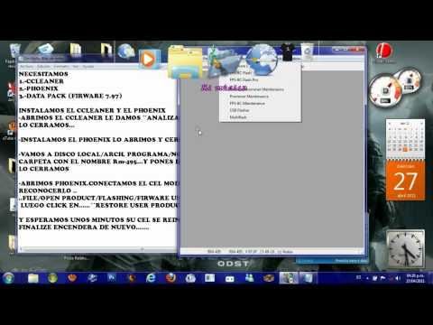 actualizar nokia 5130 v.7.97.avi
