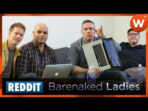 Barenaked Ladies: What Songs Will You Play On Tour? #RedditAMA