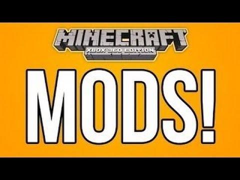 Como poner Mods en Minecraft xbox 360