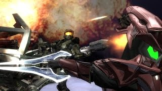 MORE ZOMBIES!? DRIVE! (Halo 3 Custom Match - The Derp Crew)