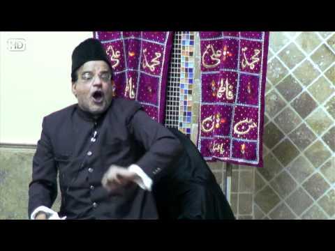Abid Bilgrami Majlis 1 8th Shaban 2012 video