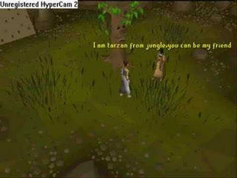 Runescape Music Video - Tarzan And Jane video