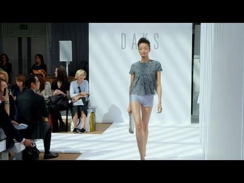 DAKS SS15 at London Fashion Week