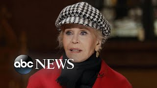 Jane Fonda on changing her lifestyle to combat climate change | Nightline