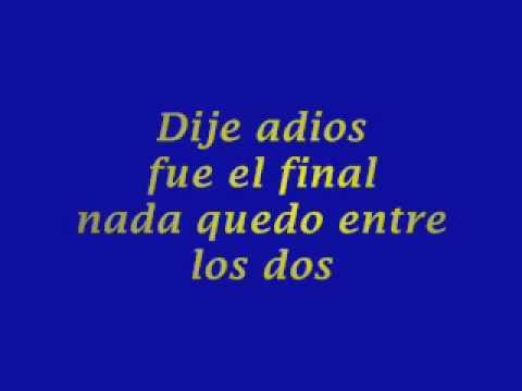 Erreway - Dije Adios