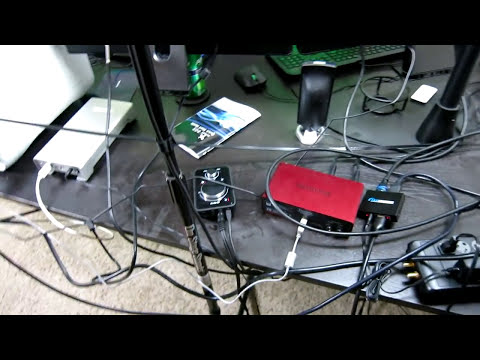 DUAL PC STREAMING SETUP! (Vlog)