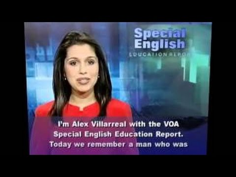 VOA Learning English 2015, VOA Special English 2015, Educational Report Compilation #22
