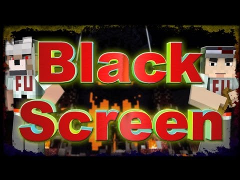 Minecraft Daily! - OPERATION BLACK SCREEN #TFU