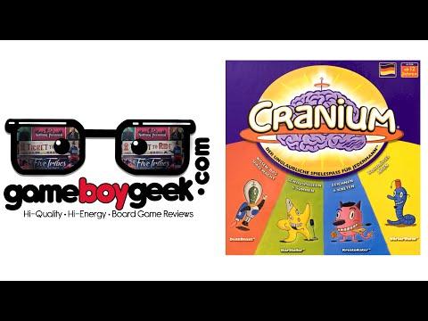 Cranium Board Game Review