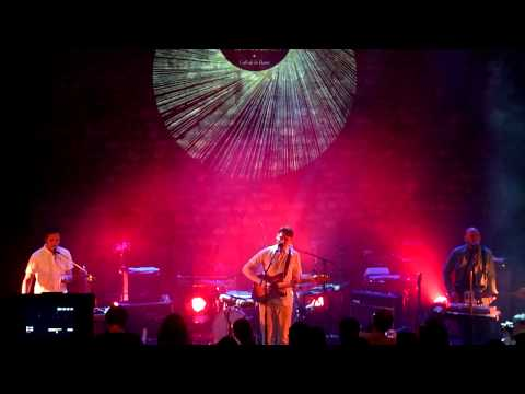 Wave Machines - Counting Birds (Live @ Café de la Danse, Paris 17-04-2013)