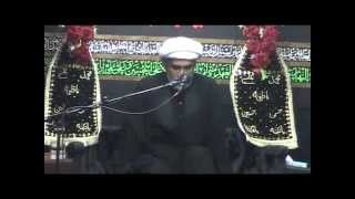 06 Night of 19th Muharram 1436 by Molana Nadir Sadiqi