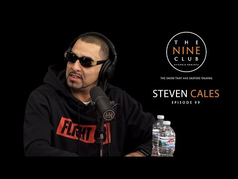 Steven Cales | The Nine Club With Chris Roberts - Episode 99