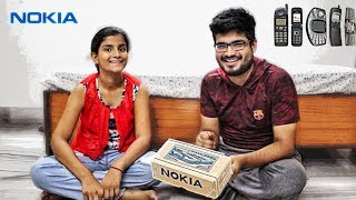 Classic Nokia Mobile Phone Unboxing 2019 | Mr IY | Phones Under 1000 Rupees in India