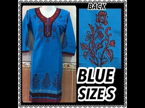 Latest Long Kurthis Collections | Stylish Kurti designs | Latest Fashion kurti style for women
