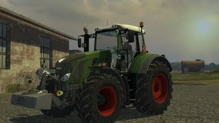 Farming Simulator 2013 Fendt 828 Vario
