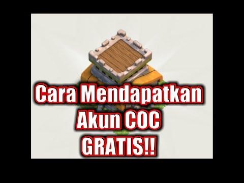 Cara Mendapatkan Akun COC Gratis 2017 (Akun Adeirawan_11) | Clash of Clans