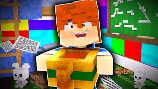 Minecraft Daycare - THE GOLDEN TEA !? (Minecraft Roleplay)