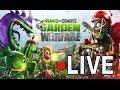 Plants vs Zombies: Garden Warfare - Multiplayer Livestream with StrangeLuv!