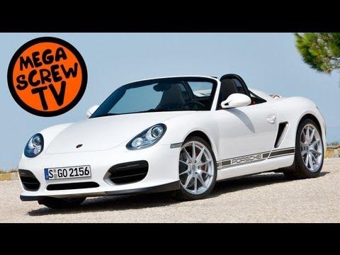 Porsche Boxster Spyder | Обзор машины в NFS World от Screw`a
