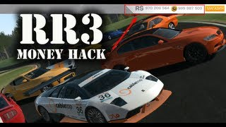 REAL RACING 3 MONEY HACK (NON ROOT)