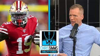 49ers' Deebo Samuel is a 'new breed' of player | Chris Simms Unbuttoned | NBC Sports