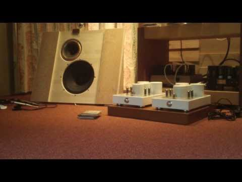 musical affairs: Field coil Open Baffle Loudspeaker #14