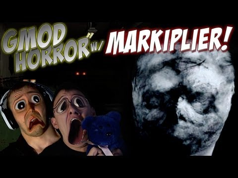 GMod Horror Map w/ Markiplier | Shadows Chapter 2