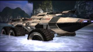 Mass Effect Soundtrack - Virmire Ride [Extended]
