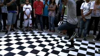 Bboy Neguin Trailer 2012 (Tsunami All Stars)