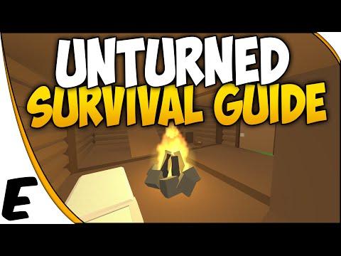 Как сделать хранилище в unturned