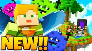 *NEW SKY ISLANDS* COOKIE CAMP THE BEST GAMEMODE EVER CREATED | MINECRAFT COOKIE CAMP!