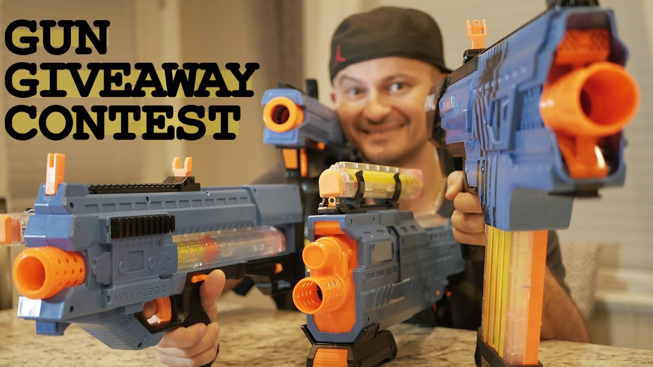 Nerf Gun Review Unboxing Rival Zeus Mxv   Hour News Headlines With Livestream Videos And Pictures