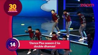 Dance Plus 2's Double Dhamaal | #TellyTopUp
