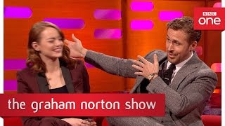 Ryan talks about his dance competition as a child - The Graham Norton Show: Episode 13 - BBC One