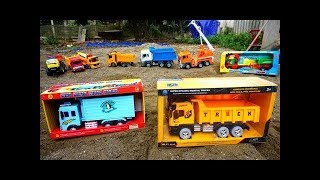 Many Car Toys For Children | Constructions Truck and Excavator For Kids