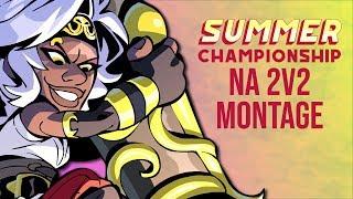 Brawlhalla Tournament Montage - Summer Championship NA 2v2