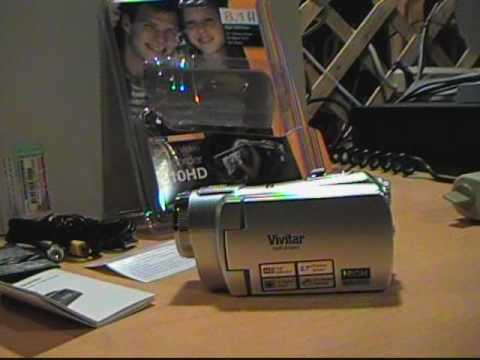 Vivitar 810HD camcorder review