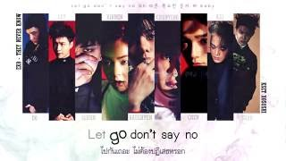 [Karaoke/Thaisub] EXO - They Never Know (Korean version)