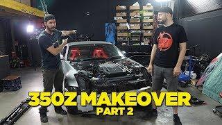 350Z Make Over - PART 2