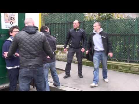 Self Defense en situations réelles - Penchak Silat