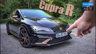 2018 Seat Leon Cupra R (310hp) - #AutomannTalks