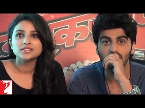 Live Video Chat With Arjun And Parineeti - Part 3 - Ishaqzaade